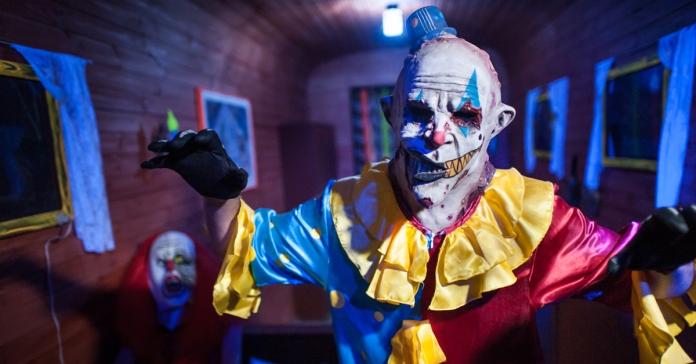 Communication d'entreprise sur les attraction d'halloween 2015 au parc de Walibi rhône-alpes